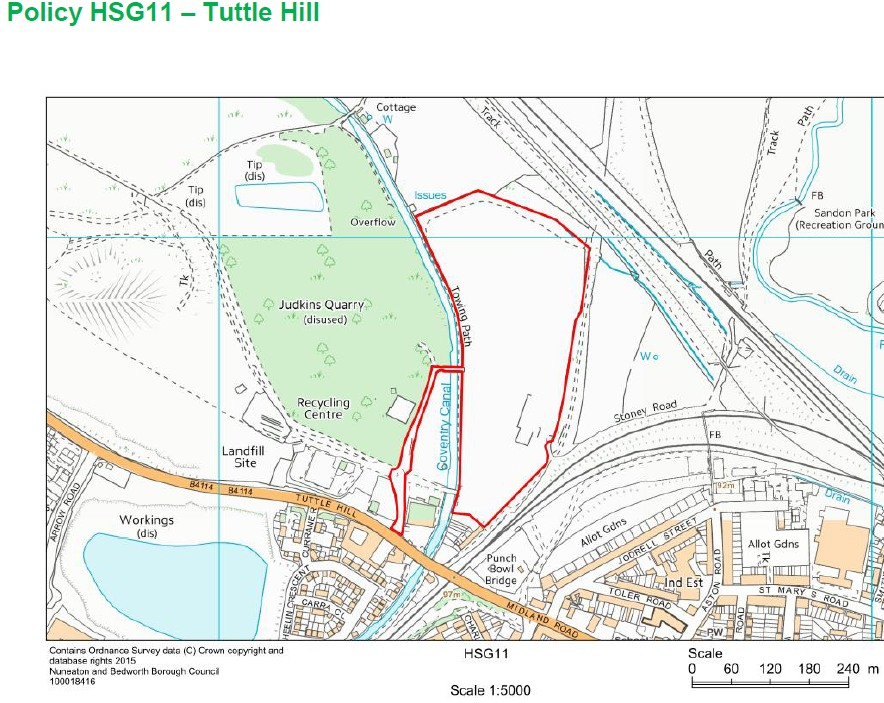 HSG11 Tuttle Hill